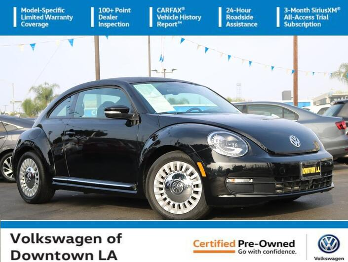2016 Volkswagen Beetle Coupe 1.8T SE Los Angeles CA