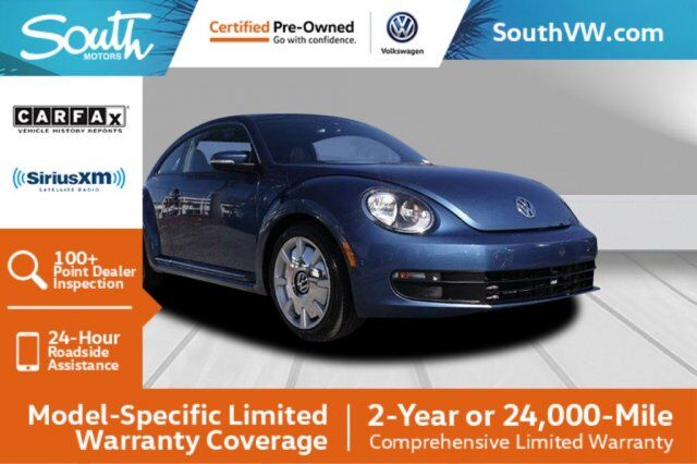 2016 Volkswagen Beetle Coupe 1.8T SEL Miami FL