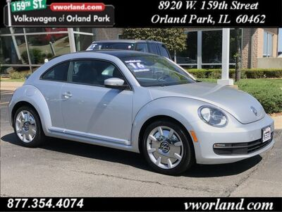 2016_Volkswagen_Beetle Coupe_1.8T SEL_ Orland Park IL