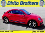 2016 Volkswagen Beetle Coupe 2.0T R-Line SEL