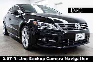 2016_Volkswagen_CC_2.0T R-Line Backup Camera Navigation_ Portland OR