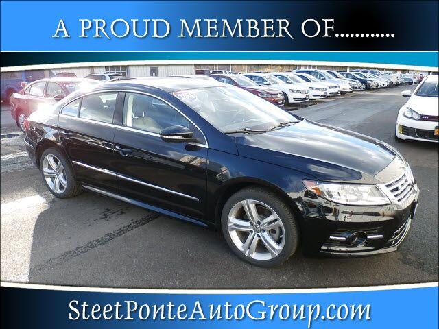 2016 Volkswagen CC 2.0T R-Line PZEV Yorkville NY
