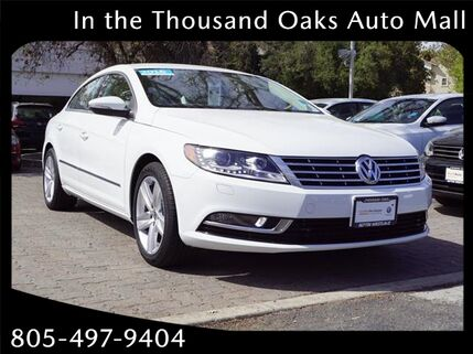 2016_Volkswagen_CC_2.0T Sport PZEV_ Thousand Oaks CA