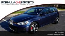 2016_Volkswagen_GOLF GTI_S / 2.0L TURBO 4-CYL / 6-SPEED MANUAL / REARVIEW_ Charlotte NC