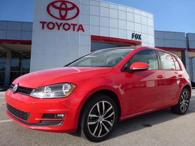 2016 Volkswagen Golf Clinton TN