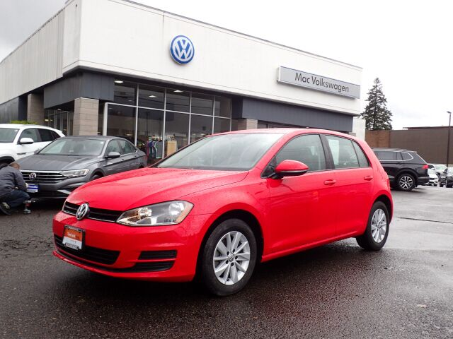 2016 Volkswagen Golf 1.8T S PZEV McMinnville OR