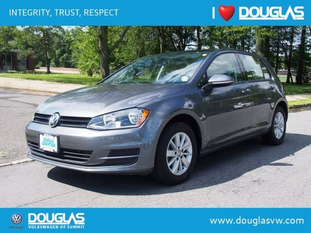 2016 Volkswagen Golf 1.8T S PZEV Summit NJ
