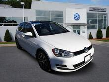 2016_Volkswagen_Golf_4dr HB Auto TSI SE_ Wellesley MA