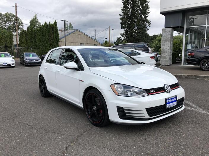 2016 Volkswagen Golf GTI  McMinnville OR