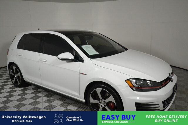 2016 Volkswagen Golf GTI  Seattle WA