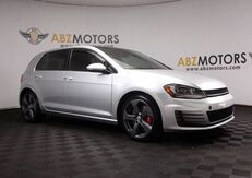 2016_Volkswagen_Golf GTI_Autobahn Navigation,Camera,Heated Seats,6Speed_ Houston TX