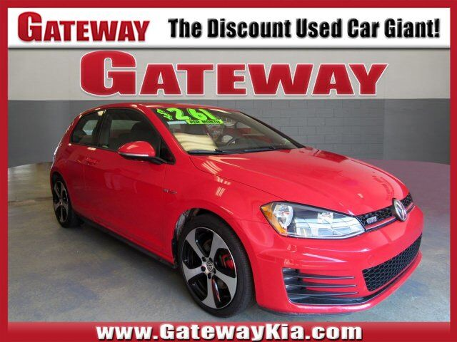 2016 Volkswagen Golf GTI Autobahn North Brunswick NJ