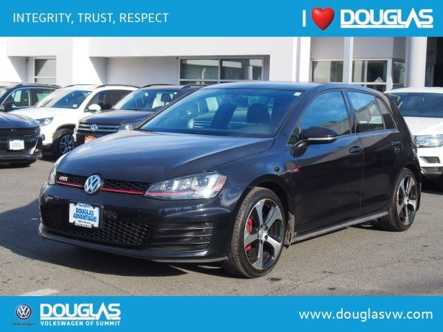2016 Volkswagen Golf GTI Autobahn Summit NJ