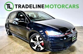 2016_Volkswagen_Golf GTI NAVIGATION, LEATHER. REAR VIEW CAMERA AND MUCH MORE!!!_S w/Performance Pkg_ CARROLLTON TX