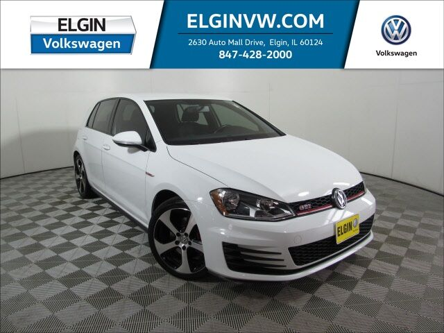 2016 Volkswagen Golf GTI S Elgin IL
