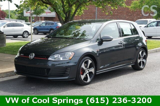 2016 Volkswagen Golf GTI S Franklin TN