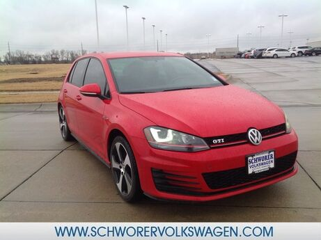 2016 Volkswagen Golf GTI S Lincoln NE