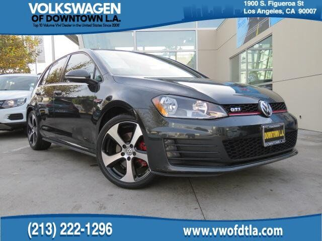 2016 Volkswagen Golf GTI S Los Angeles CA