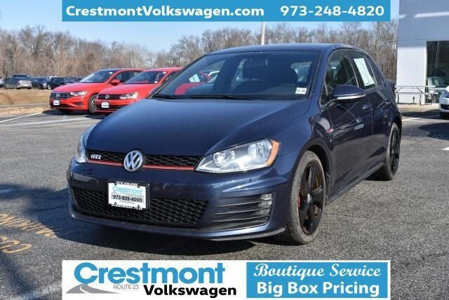 2016 Volkswagen Golf GTI S Pompton Plains NJ