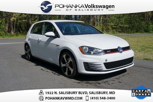 2016_Volkswagen_Golf GTI_S_ Salisbury MD