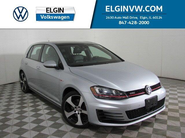 2016 Volkswagen Golf GTI SE Elgin IL