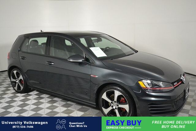 2016 Volkswagen Golf GTI SE Seattle WA