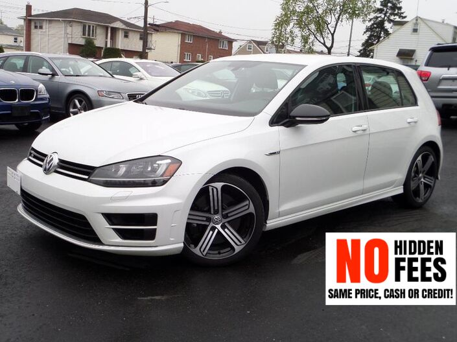 2016 Volkswagen Golf R  Elmont NY