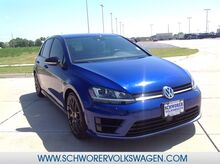 2016_Volkswagen_Golf R__ Lincoln NE