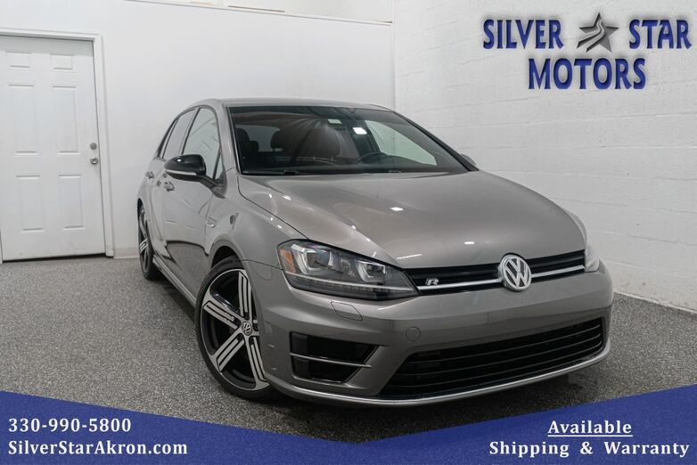 2016 Volkswagen Golf R  Tallmadge OH