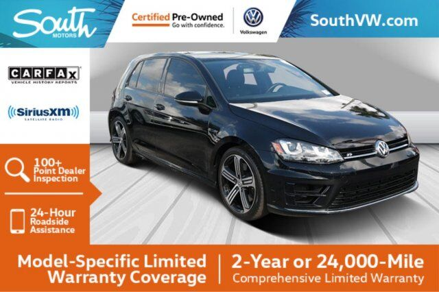 2016 Volkswagen Golf R Base Miami FL