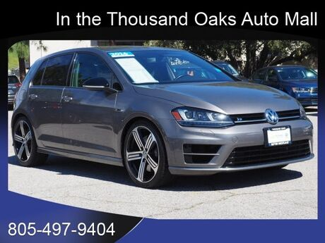 2016 Volkswagen Golf R Base Thousand Oaks CA