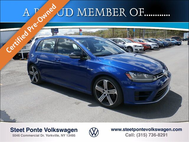 2016 Volkswagen Golf R Base Yorkville NY