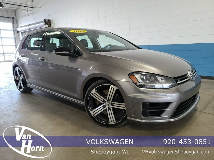 2016 Volkswagen Golf R DCC & Navigation 4Motion Milwaukee WI