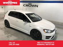 2016_Volkswagen_Golf R_Golf R/One owner/Rare and Fun to drive/DSG_ Winnipeg MB