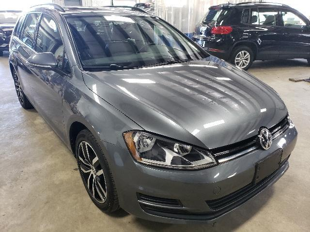 2016 Volkswagen Golf SportWagen 4dr Auto TSI Limited Edition Pittsfield MA