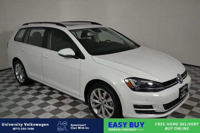 2016 Volkswagen Golf SportWagen SE Seattle WA