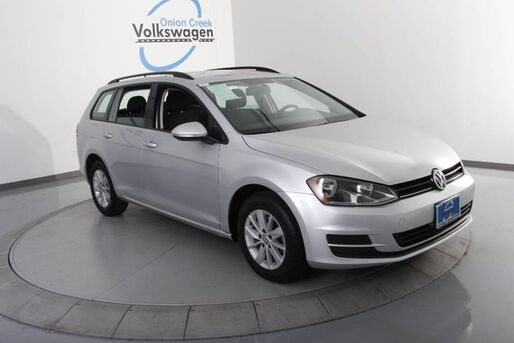 2016_Volkswagen_Golf SportWagen_TSI Limited Edition_ Longview TX