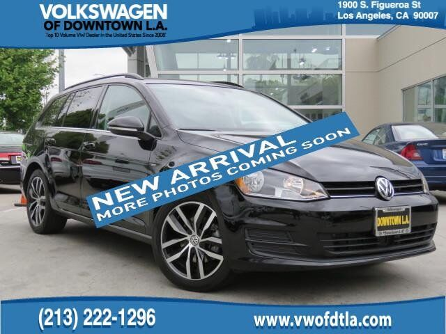 2016 Volkswagen Golf SportWagen TSI Limited Edition Los Angeles CA