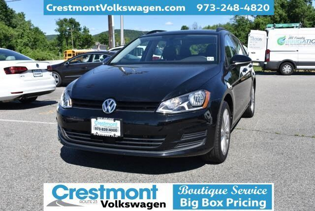 2016 Volkswagen Golf SportWagen TSI Limited Edition Pompton Plains NJ