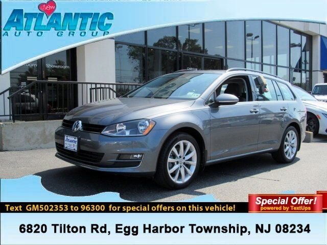 2016 Volkswagen Golf SportWagen TSI SE Egg Harbor Township NJ