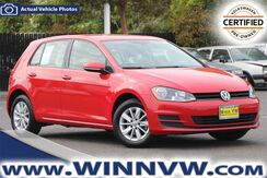 2016_Volkswagen_Golf_TDI S 4-Door_ Newark CA
