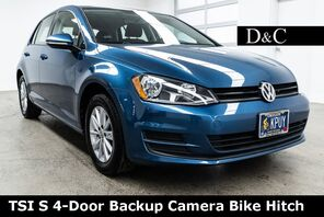 2016_Volkswagen_Golf_TSI S 4-Door Backup Camera Bike Hitch_ Portland OR