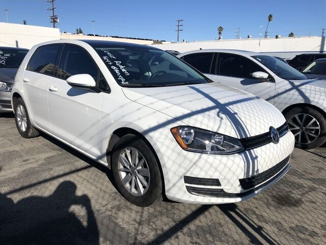 2016 Volkswagen Golf TSI S 4-Door City of Industry CA