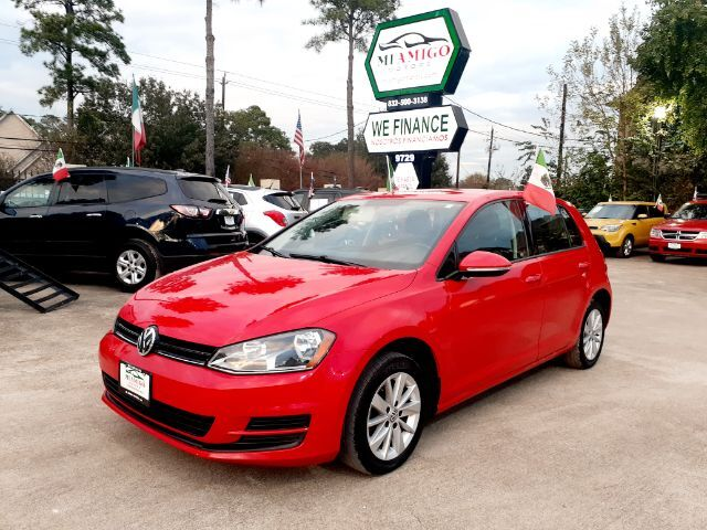 2016 Volkswagen Golf TSI S 6A Houston TX