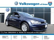 2016_Volkswagen_Golf_TSI S_ Union NJ