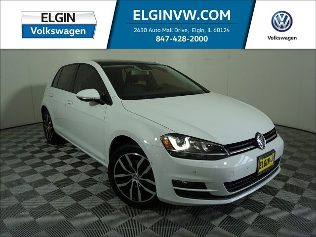 2016 Volkswagen Golf TSI SE 4-Door Elgin IL