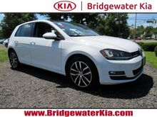 2016_Volkswagen_Golf_TSI SE, Driver Assistance Package, Lighting Package, Keyless Access, Rear-View Camera, Fender Premium Audio, Smartphone Integration, Bluetooth Technology, Heated Front Seats, 17-Inch Alloy Wheels,_ Bridgewater NJ