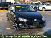 2016 Volkswagen Golf TSI SE South Burlington VT