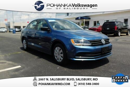2016_Volkswagen_Jetta_1.4T S ** 0% FINANCING AVAILABLE ** 39+ MPG **_ Salisbury MD