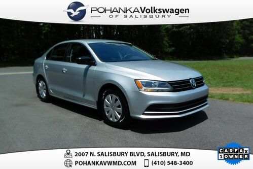 2016_Volkswagen_Jetta_1.4T S ** ONE OWNER ** 0% FINANCING AVAILABLE **_ Salisbury MD